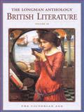 The Longman Anthology of British Literature Vol. 2B : The Victorian Age, Damrosch, David and Henderson, Heather, 0321067665