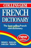 Collins Gem French Dictionary 9780004707662
