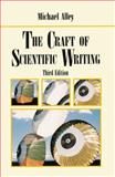 The Craft of Scientific Writing, Alley, Michael, 0387947663