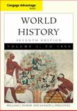 Cengage Advantage Books: World History, Volume I, Duiker, William J. and Spielvogel, Jackson J., 111183766X