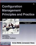 Configuration Management Principles and Practice, Hass, Anne Mette Jonassen, 0321117662