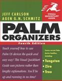 Palm Organizers, Jeff Carlson and Agen Schmitz, 0321287665