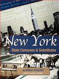New York State Censuses and Substitutes, Dollarhide, William, 0806317663
