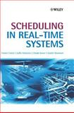 Scheduling in Real-Time Systems, Cottet, Francis and Delacroix, Joëlle, 0470847662