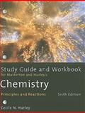 Chemistry : Principles and Reactions, Masterton, William L. and Hurley, Cecile N., 0495387665