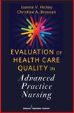 Evaluation of Health Care Quality in Advanced Practice Nursing 1st Edition
