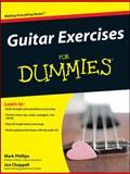 Guitar Exercises for Dummies, Mark Phillips and Jon Chappell, 0470387661