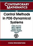Control Methods in Pde-Dynamical Systems, , 0821837664