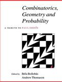 Combinatorics, Geometry and Probability 9780521607667