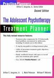The Adolescent Psychotherapy Treatment Planner, Jongsma, Arthur E., Jr. and Peterson, L. Mark, 0471347663
