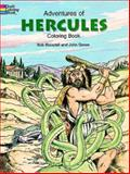 Adventures of Hercules Coloring Book, Bob Blaisdell and John Green, 0486297667