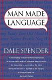 Man Made Language, Spender, Dale, 0044407661