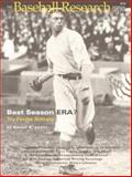 The Baseball Research Journal, Society for American Baseball Research Staff, 0910137668