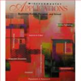 Microcomputer Applications : Business, Career, Personal, and School, Pasewark, William R. and Pasewark, Bill, 053871767X