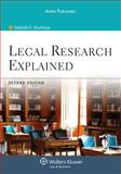 Legal Research Explained 2e, Bouchoux, Deborah E., 0735587671