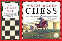 The Kids' Book of Chess and Chess Set, Harvey Kidder, 0894807676