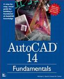 AutoCAD 14 Fundamentals, Beall, Michael and Fulmer, Howard M., 1562057677