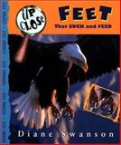 Feet That Suck and Feed, Diane Swanson, 1550547674