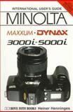 Minolta Dynax/Maxxum 3000i/5000i, Heiner Henninges, 0906447674