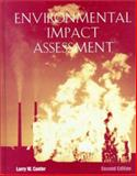 Environmental Impact Assessment, Canter, Larry W., 0070097674