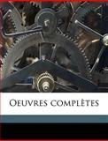 Oeuvres Complètes, Honoré de Balzac and Marcel Bouteron, 1149297670