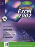 Essentials : Excel 2002 Level 1, Fox, Marianne B. and Metzelaar, Lawrence C., 0130927678