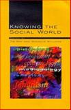 Knowing the Social World, May, Tim and Williams, Malcolm, 0335197671