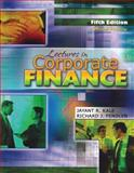 Lectures in Corporate Finance, Kale, Jayant R. and Fendler, Richard J., 0757557678