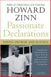 Passionate Declarations, Howard Zinn, 0060557672