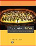 Operations Now : Profitability, Processes, Performance, Finch, Byron J., 0072977671