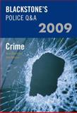 Crime 2009, Smart, Huw and Watson, John, 019954767X