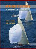 Applied Statistics in Business and Economics, Doane, David P. and Seward, Lori Welte, 0073137685