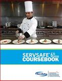 ServSafe CourseBook with Answer Sheet Plus NEW MyServSafeLab with Pearson EText, National Restaurant Association Staff, 0133077683
