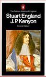 Stuart England, J. P. Kenyon, 0140137688