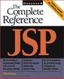 JSP : The Complete Reference, Hanna, Phil, 0072127686
