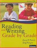 Reading and Writing Grade by Grade, Resnick, Lauren B. and Hampton, Sally, 0872077683