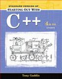 Starting Out with C++, Standard Version 2005 Update Package, Gaddis, Tony, 0321387686