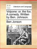 Volpone, Ben Jonson, 1170567681