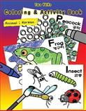 [ Two YEHs ] Coloring and Activity Book - Animal, YoungBin Kim, 1495387682