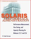 Solaris Performance Adminisration, Cervone, H. Frank, 0070117683