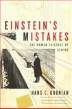 Einstein's Mistakes, Hans Ohanian, 0393337685