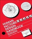 Human Factors Design Handbook, Woodson, Wesley E. and Tillman, Peggy, 0070717680
