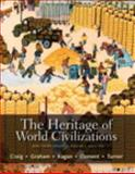 The Heritage of World Civilizations, Craig, Albert M. and Graham, William A., 0205207685