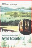 Maintaining Biodiversity in Forest Ecosystems, , 0521637686
