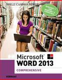 Microsoft® Word 2013, Misty E. Vermaat, 1285167686
