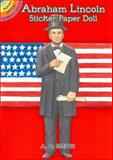 Abraham Lincoln Sticker Paper Doll, A. G. Smith, 0486467686