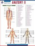 Anatomy 2 - REA's Quick Access Reference Chart, Research & Education Association Editors, 0738607681