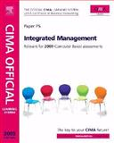 CIMA Official Learning System Integrated Management, Norton, Ann, 075068769X