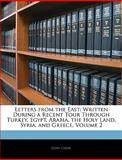 Letters from the East, John Carne, 1144607698