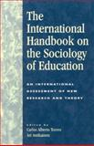 The International Handbook on the Sociology of Education, , 0742517691